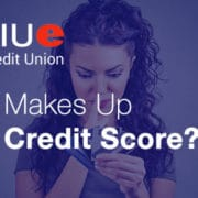 Siue Credit Union - What Makes Up Your Credit Score?
