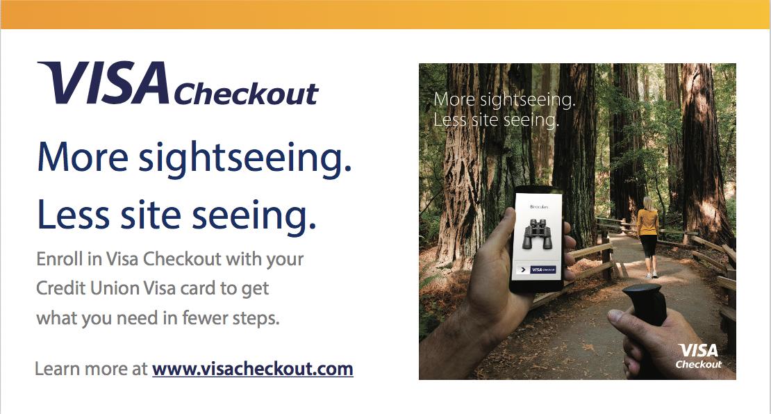 Siue CU Visa Checkout 1