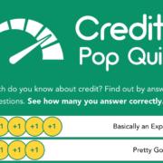 SIUE Credit Union - Credit Pop Quiz