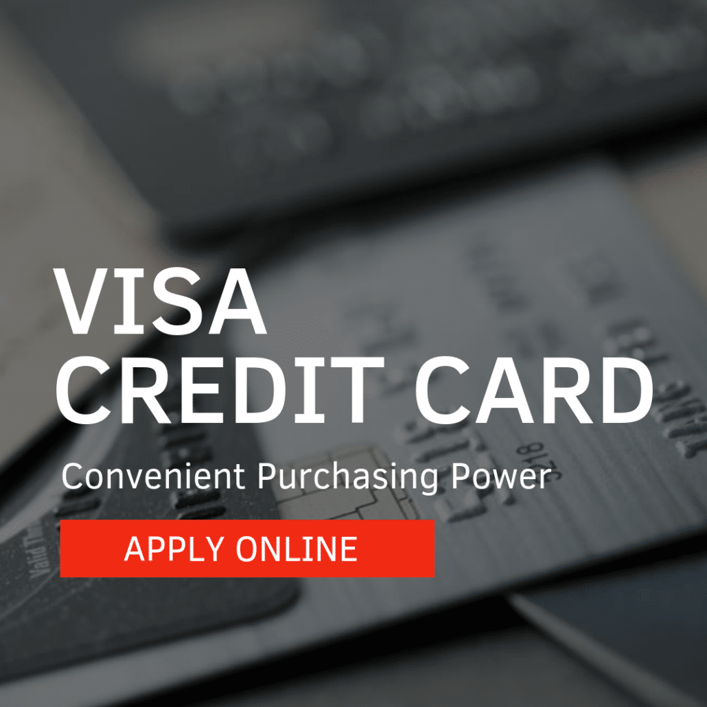 Visa Credit Card SIUECU Edwardsville IL